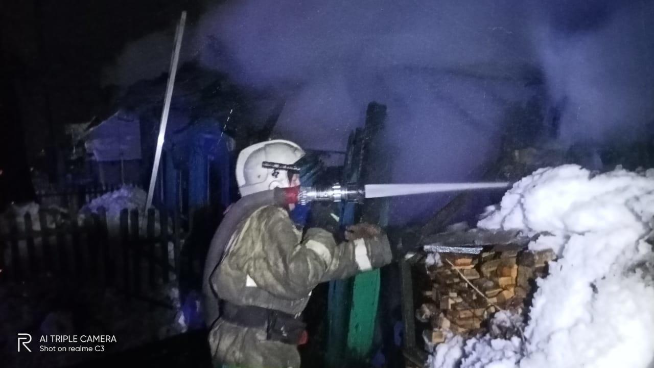 Пожар в Павловском районе — МЧС России по Алтайскому краю