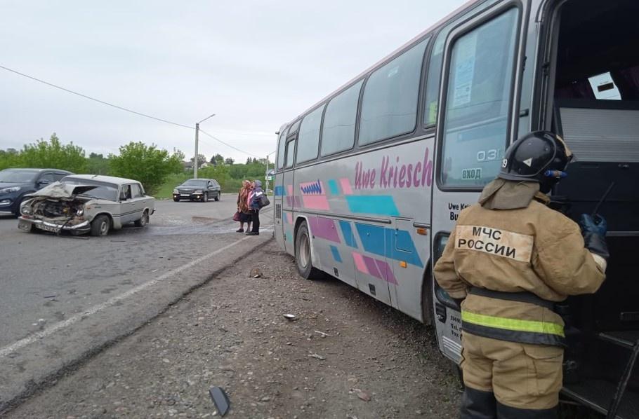 ДТП в городе Бийске — МЧС России по Алтайскому краю